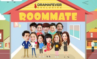 Roommate Poster Korean Reality TV