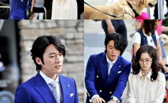 Jung Hyuk & Jang Na Ra in Fated To Love You